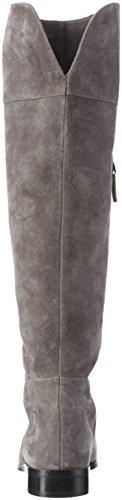 Giudecca Pr14-05, Stivali alti con imbottitura leggera Donna Grigio (Grigio (grigio))