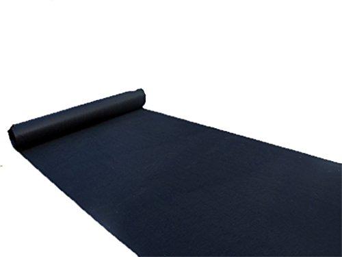 (Einmalige Veranstaltung schwarzen Teppich Hotel Willkommen/Abschluss / Abendessen/Eröffnung / Business-Ausstellung rutschfesten Teppich ca. 2mm dick)
