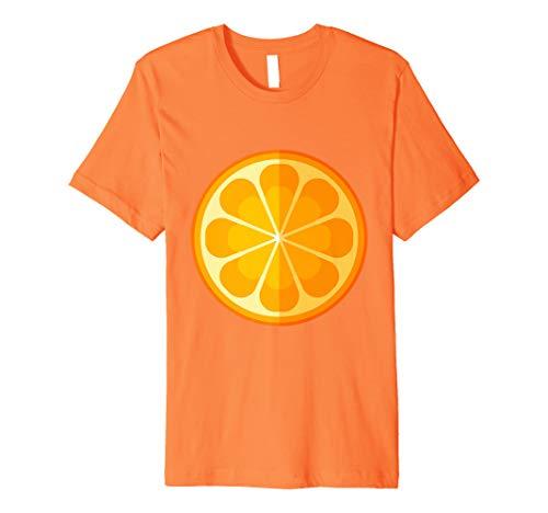 Orange Kostüm Hemd Lustiges Halloween Frucht T Stück Kinder