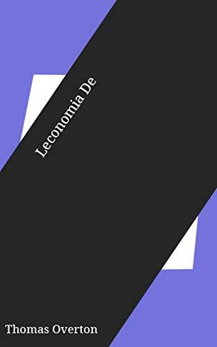 Leconomia De (Catalan Edition) por Thomas Overton
