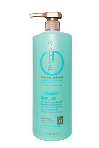 Therapy-G Antioxidant Shampoo Liter 33.8 oz by Therapy-G