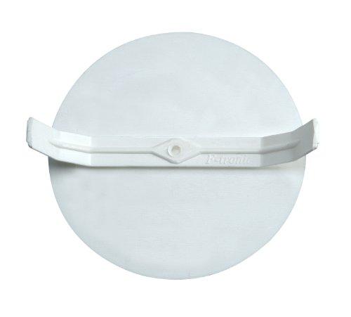 Kopp Federdeckel Profi-Pack 25 Stück für Unterputz-Abzweigdosen, ø 60-70 mm, Abdeckung aus Isolierstoff für Gerätedosen, weiß, 340317504