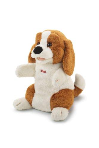 Trudi 29928 Handpuppe Beagle Hund NEU/OVP
