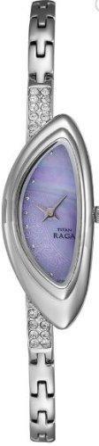 Titan Raga Analog Purple Dial Women's Watch - NE9934SM01A