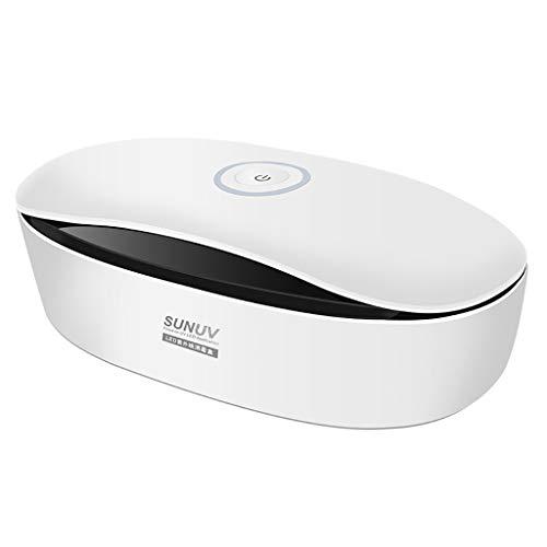 Sterilisationsbox LED keimtötende Lampe Intelligenz Portable ultraviolette Strahlen Schönheitsnagelwerkzeug