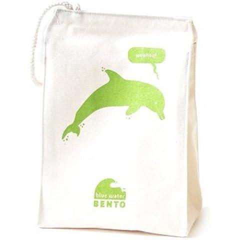ECOlunchbox–Dolphin Lunchbag/ecolunch Box–Dolphin Lunchbag