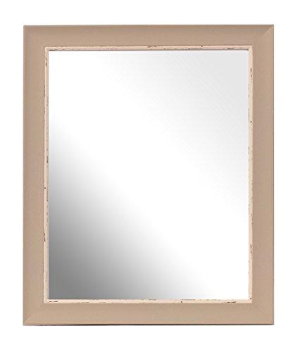 Inov8 - Espejo 25,4 x 20,3 cm, Fabricado en Reino Unido, 2 Unidades, Color Amarillo, Rojo, 8x6 Pulgadas...
