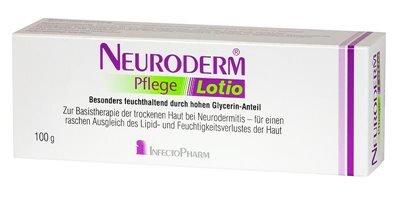 NEURODERM PFLEGELOTIO (100 G)