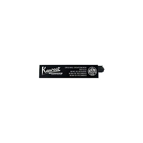 Kaweco Bleistiftmine Schwarz HB 12 Stück 1,18 mm
