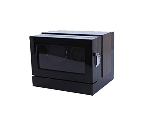 GQSC Mode Acryl Shaker,Extrem Leise Motor- Beleuchtet Hochglanzlack Mechanisch Uhrenaufzug Für Die Uhrenwartung Acryl-Shaker/B / 235X180mm