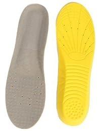 HealthPanion 1 Paire de Plein Semelles de chaussures de longueur pour Rebond lent et un confort durable