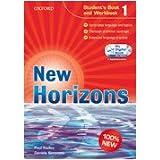 New horizons. Student's book-Workbook-Homework book. Con espansione online. Con CD Audio. Per le Scuole superiori: 1