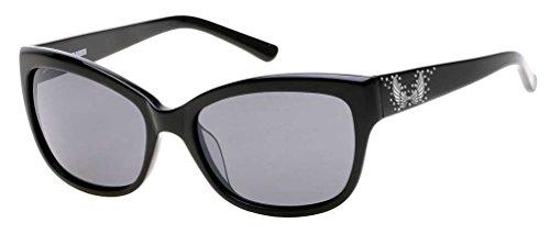 Harley-Davidson Sonnenbrille Damen Schwarz