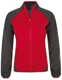 SOL'S Womens/Ladies Rollings Contrast Soft Shell Jacket