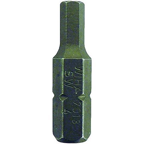 Smartool 933572 testa hex nø4 HSS uso corrente, 25 mm