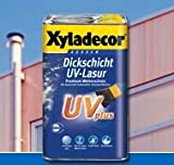 Xyladecor Dickschicht-UV-Lasur kastanie 2,5 Liter