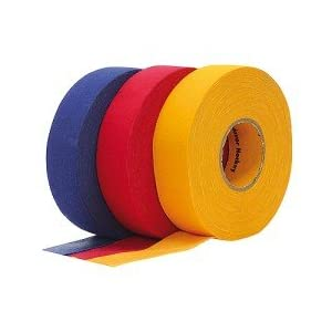 North American Schlägertape Color Rot 24mm / 27,4m