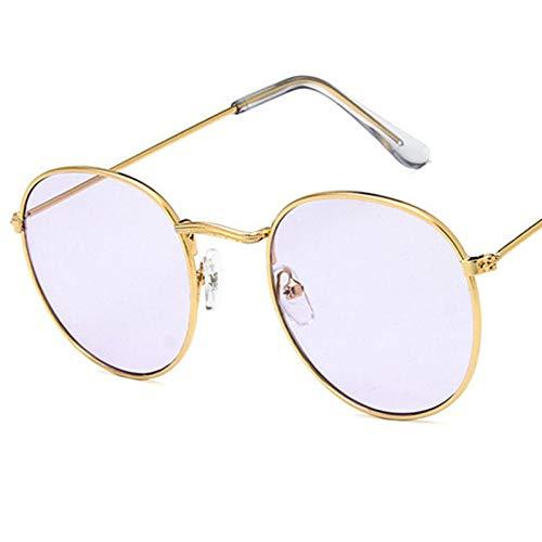 ZHENCHENYZ Spiegel Sonnenbrille Frauen Männer Designer Brille Dame Runde Sonnenbrille Street Beat -
