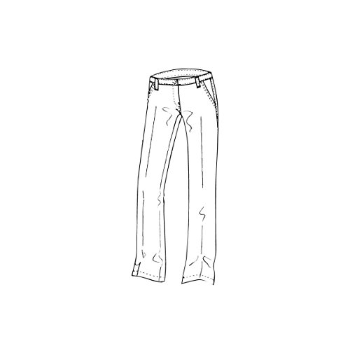 Pantalone donna Robe di Kappa Pantaloni primavera estate ROSIL (Bianco, 48)