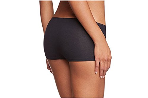 Skiny Essentials Low Cut Pant 2er Pack Black