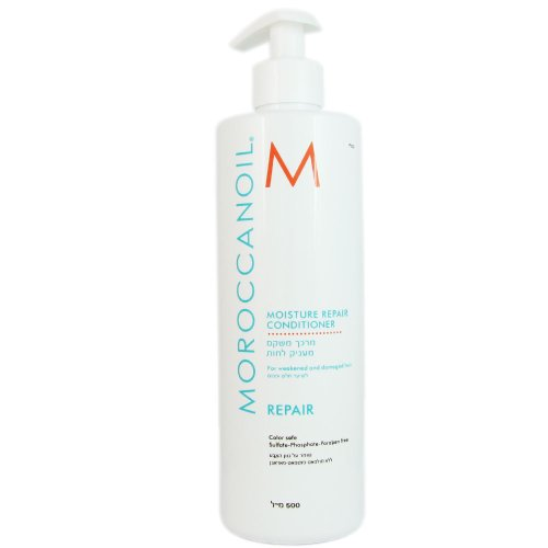 500-ml-conditioner (Moroccanoil Moisture Repair Conditioner - For Weakened and Damaged Hair (Salon Product) 500ml/16.9oz - Haarpflege)