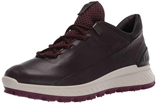 ECCO Exostrike W, Zapatos de Low Rise Senderismo para Mujer, Morado Fig 1385, 41 EU