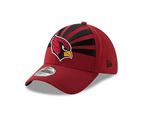 New Era Arizona Cardinals 39thirty Stretch Cap Nfl19 Draft Red - M - L Red Hats Stretch-hut