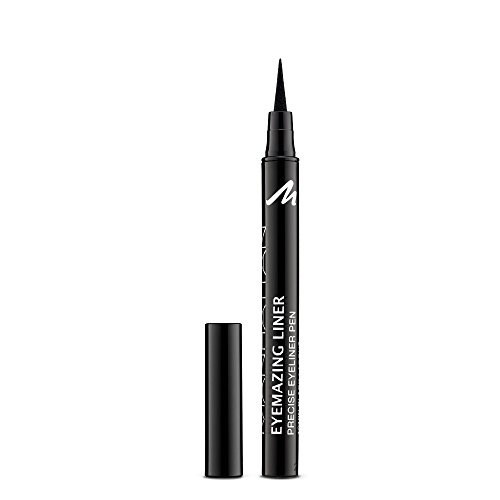 Manhattan Eyemazing Liner 1010N (BLACK LACQUE),