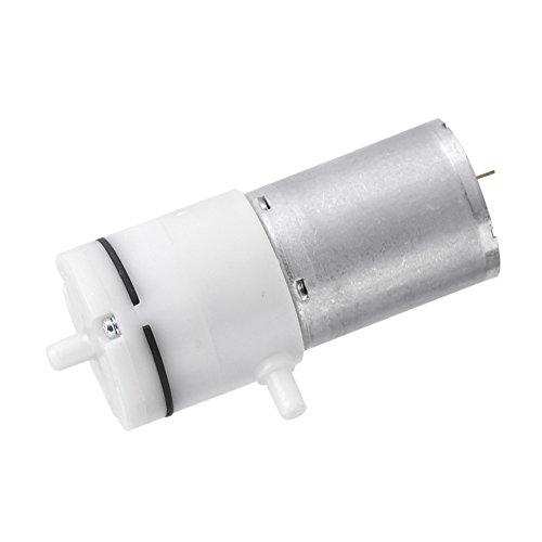 Delaman® DC 12V Micro Vakuumpumpe Luftpumpe Elektrische Mini Air Pump Booster für medizinische Behandlung Instrument -