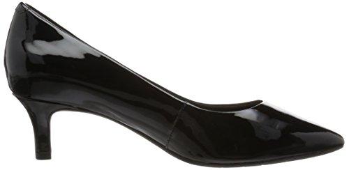 Rockport - KALILA PUMP, Scarpe col tacco Donna Nero (Schwarz (BLACK PATE))
