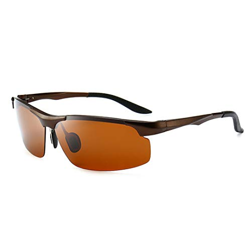 GFLD Sonnenbrille Herren Polarisierte Sonnenbrillen für Herren Coole Sonnenbrillen...