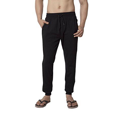 Clifton Men's Track Pant Slim Fit - Black - Medium