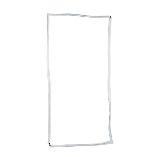 Europart 10032294 UNIVERSAL SET Türdichtung Gummi Profil Magnet Tür Dichtung zum Einklemmen 2000 x 1000 mm zum Selbstanfertigen Kühlschrank Kühlgerät -