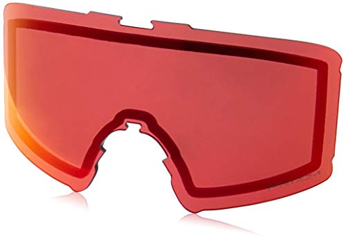 Oakley Line Bergmann XM Snow Goggle Ersatz Objektiv, Prizm Taschenlampe Iridium, mittel