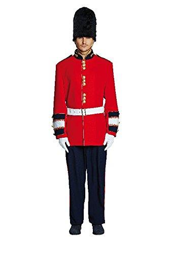 tüm Yeoman Warders als Beefeater Karneval Fasching Gr.54 ()