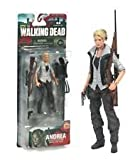 2013 McFarlane The Walking Dead Series 4 Action Figure Andrea - Hot!!! by McFarlane Toys