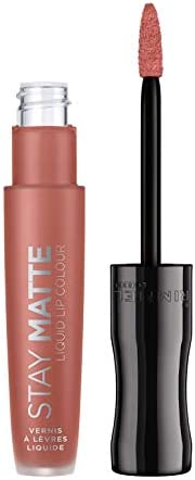 Rimmel London, Stay Matte Liquid Lip Colour 18Fl Oz 5.5Ml, Be My Baby