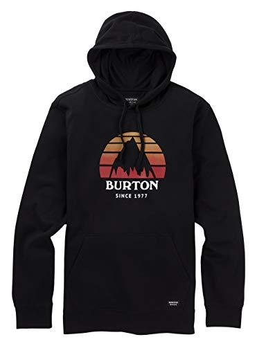 Burton Herren Underhill Kapuzenpullover, True Black, XXL -