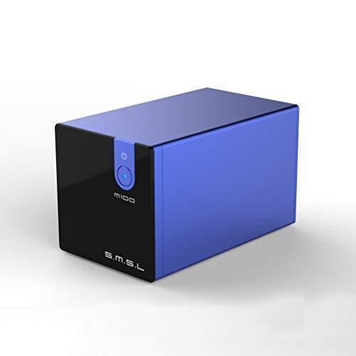 SMSL M100 USB DAC AK4452 DSD512 32Bit/768kHz, Blue