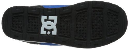 DC ShoesOUSLAND - Scarpe da Arrampicata Basse Unisex – Bambini Blu (Blu)