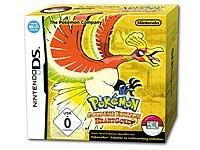 Pokémon Goldene Edition - HeartGold inkl. Pokéwalker