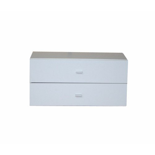 Image of Phönix Stor 'It 118213WE Drawer Container Suitable for Fortuna Room Divider, White