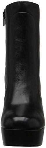 Aldo Kobo, Stivaletti Donna Nero (Black Leather/97)