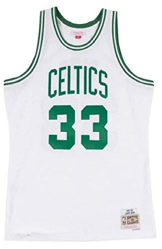 Mitchell & Ness Swingman Jersey Boston Celtics Larry Bird 33 White M (White Celtics Jersey)