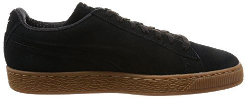 Puma, Sneakers Basses Mixte Adulte Noir (Black/Glacier Gray)
