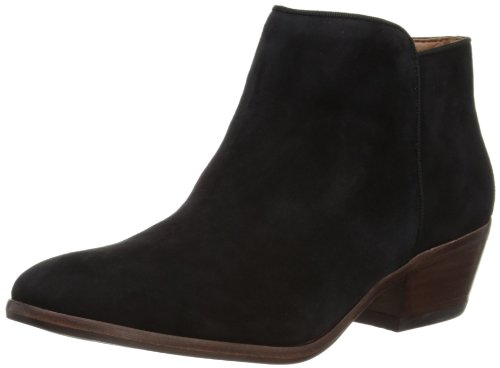Sam Edelman Petty 5, Stivaletti bassi fashion Donna, Nero (nero), 37.5