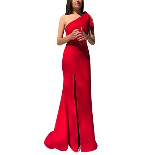 b618aa8d0d NINGNETI Vestido De Fiesta De Baile De Fiesta De Baile De Lentejuelas De Las  Mujeres Vestido