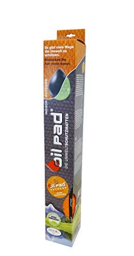 Oil Pad 24023 Outdoor mit Flexi-Saum - Garage-boden-matte Auto Für