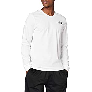 THE NORTH FACE Herren Simple Dome Langarmshirt