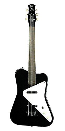 Danelectro Dano Pro E-Gitarre schwarz